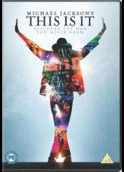 Michael Jackson's This Is It (DVD) for 99p Delivered  @ Bee.com