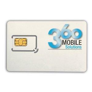 360 Mobile 12 month prepay sim (300 mins / 3000 texts / 500MB data) £99.99 @ Amazon
