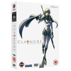 Amazon: Claymore Collection [DVD] @£9.95