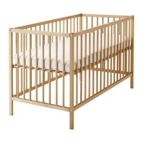 Sniglar cot (Beech) - £34.99 @ IKEA