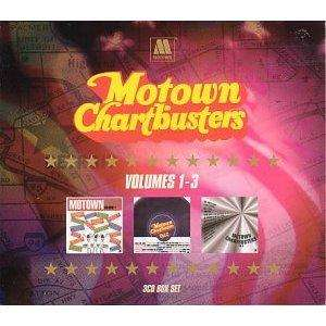 Motown chartbusters volume 1-3 triple cd boxset £3.99 @ Amazon