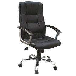 berlin leather faced chair for under £40 @ Viking Direct