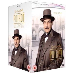 Agatha Christie's Poirot - The Complete Series £49.97 @ Amazon