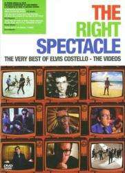 Elvis Costello - The Right Spectacle: The Very Best Of... (DVD) for £1.49 @ Bee.com