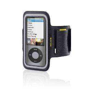 Belkin Dualfit Sports Armband for New iPod Nano (5th Generation) - Caviar - £5.79 @ Amazon