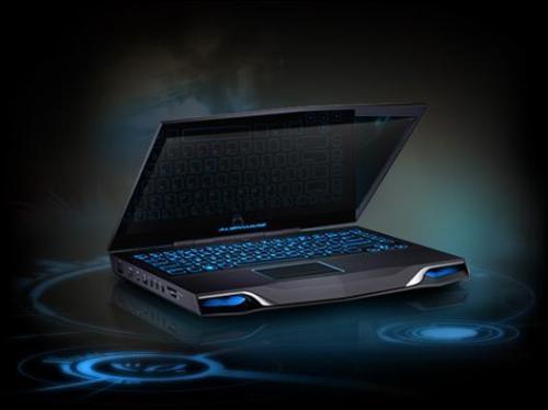 Alienware M14x i7 2670QM £874.66 @ Dell