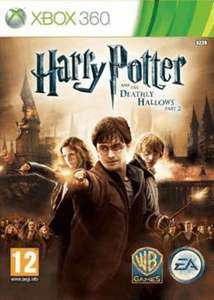Harry Potter And Deathly Hallows Part 2 £18 @ GAME