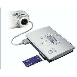 amazon free delivery Sony Photo Vault Mini CD-R Burner JANUARY VERSION £12.99