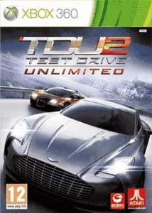 TEST DRIVE UNLIMTED 2 £13.50 @ GAME XBOX 360