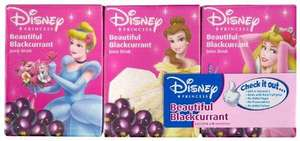 Disney Fruit Juice drinks PRINCESS AND CARS 3 x 200 ml (Pack of 9, Total 27 Cartons) £5.29 @ AMAZON