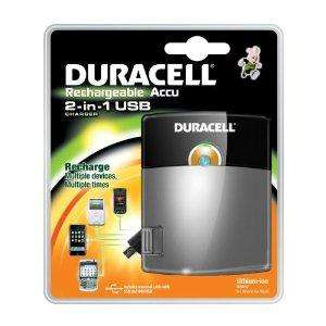 Duracell USB Emergency 2 in 1 Power Source  £9.99 at Best Buy