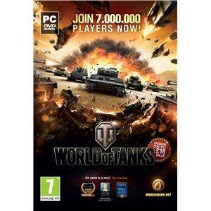 world of tanks retail - play preorder -  £5.99 (£3 lower than rrp, £2 lower than amazon)