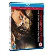 Sarah Connor Chronicles Blu-Ray Season 1. Brand new. Now £6.24 delivered. Amazon. (merchant: kingsmokey) and two other merchants sub £7. Also available at play.com (various merchants) sub £8