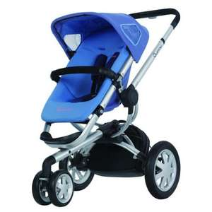 Quinny Buzz 3 Pushchair - Electric Blue - £214.47 @ Argos (+ £5.95 if you want Home Delivery