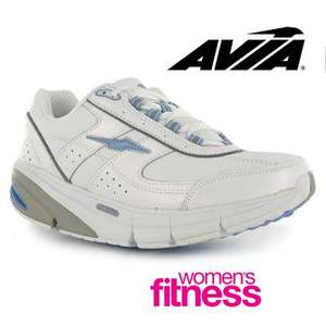 AVIA Motion Womens Tone up trainers Like MBT £12 @ SportsDirect  were £89