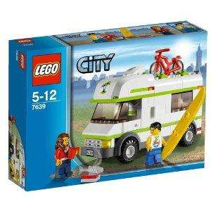 LEGO City 7639: Camper £12.90 @ Amazon