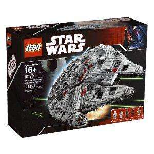 Lego Millenium Falcon just £2195.96  + £5.95 shipping @  Amazon sold by FireStar Toys.