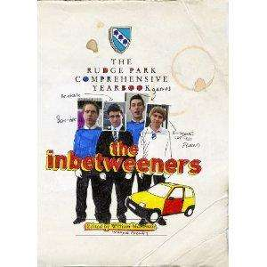 The Inbetweeners Yearbook less than half price £7.14 & Free Delivery at Amazon