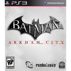 Batman Arkham City (PS3 and 360) - £32.99 @ Amazon.co.uk