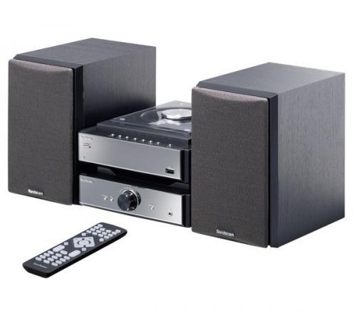 SANDSTROM SHFUSB10 Micro Hi-Fi System - Black 58% off was £239.99 now £89.99 @currys