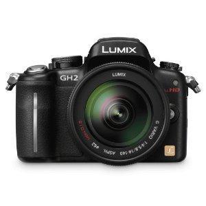 Panasonic Lumix GH2 Digital Camera with 14-140mm Lens Kit  £999.95 + £40 Cashback - Amazon