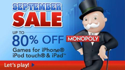 EA 80% Sale @ App Store