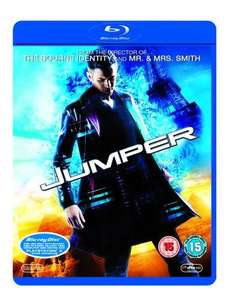 Jumper on Blu Ray Thats Entertainment (replay) £2.99 delivered