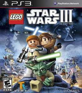 Lego Star Wars III - Clone Wars £17.99 PS3  @ 365 Games