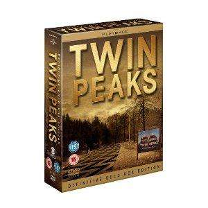 Twin Peaks: Definitive Gold Box Edition (10 DVD Boxset) £14.95 delivered @ Zavvi