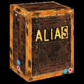 Alias Complete Season Boxset (DVD) - £21.95 @ Zavvi