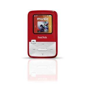 Sansa Clip Zip 4GB £29.99 at Play.com (only certain colours)
