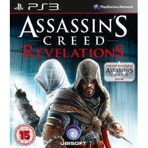 Assassins Creed Revelations and Original Assassins Creed (PS3 ) £32 @ Amazon