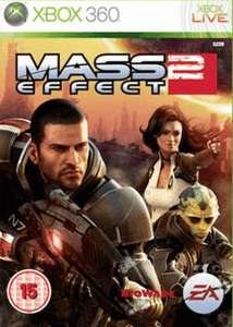 Mass Effect 2 (Xbox 360) Pre-Owned £7.10 Delivered @ GAME (with voucher)