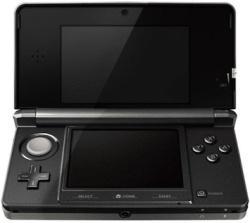 Black Nintendo 3DS £117.99 del @ Bee.com