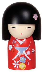 Kimmidolls Kokeshi Japanese accessories from £1 @ Temptation Gifts