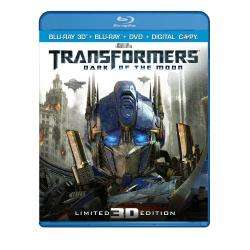 Transformers 3 - Dark Of The Moon [Blu-Ray 3d Blu-Ray Digital Copy] (Blu-ray) for £16.99 @ Bee.com