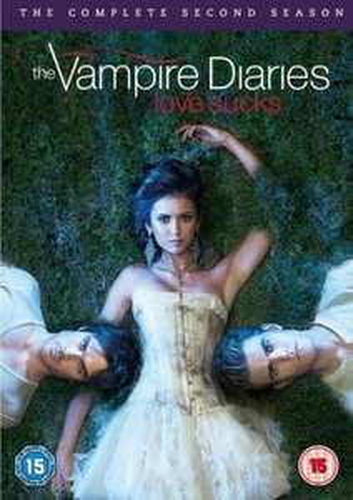 The Vampire Diaries: Season 2 DVD Box-Set @ Zavvi for £14.95