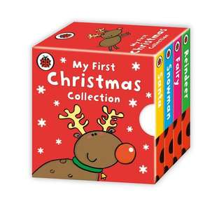 My First Christmas Collection - 4 Books (Baby / Toddler Boardbooks) £2.24 delivered @ Red House