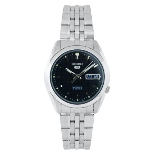 Seiko Men's 5 Automatic Watch 21 jewels - Save £253.01 (86%) MrWatch at Amazon