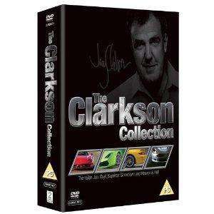 The Clarkson Collection (5xDVD) £4.49 @ bee