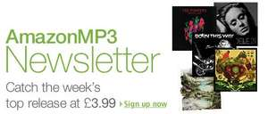 Amazon MP3 Album of the week £3.99