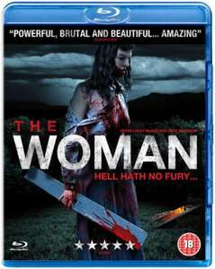 The Woman Bluray £5.95, dvd £4.95, must see horror movie @ Zavvi