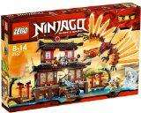 LEGO Ninjago 2507: Fire Temple - £61.99 Delivered @ Amazon