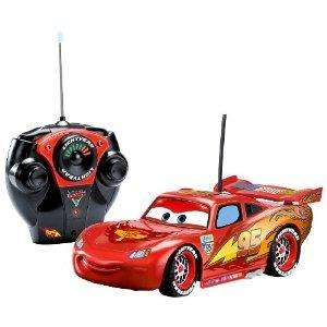 Cars 2 1:24 Scale Radio Controlled Lightning McQueen Car - £17.94 Delivered @ Amazon