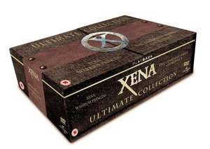 Xena Warrior Princess - The Ultimate Collection [DVD] £52.97 @ Amazon