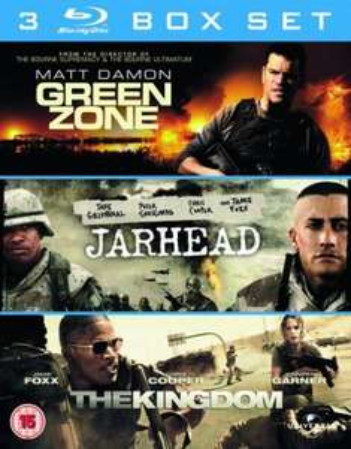 Green Zone / Jarhead / The Kingdom Blu-ray  £12.99 + delivery at sendit