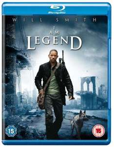 I Am Legend Blu Ray Thats Entertainment £2.99 delivered (PreOwned)