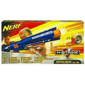 Nerf N-Strike Raider Rapid Fire CS-35 Dart Blaster - £17.24 Deliverd @ Amazon