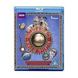 Wallace & Gromit's World Of Inventions (Blu-Ray) £3.49 @ Bee.com