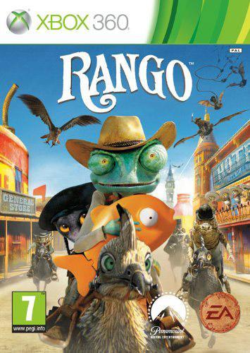 Rango (Xbox 360) for £7.95 @ The Game Collection